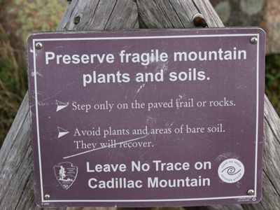 Leave No Trace is a research, education, and initiativedesigned to help people minimize their impact on the outdoors.