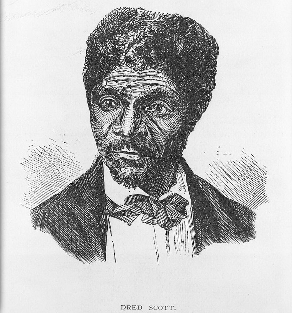 Dred Scott Decision National Geographic Society