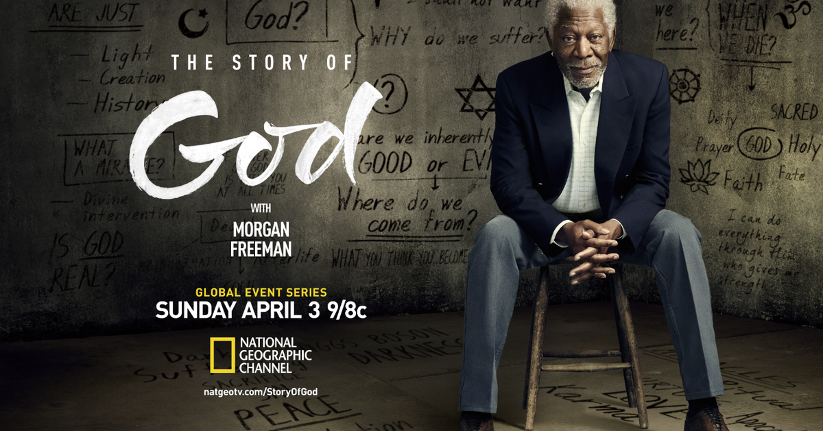 The Story of God | National Geographic Society