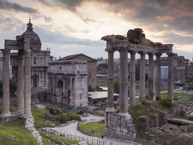 Ancient Rome National Geographic Society
