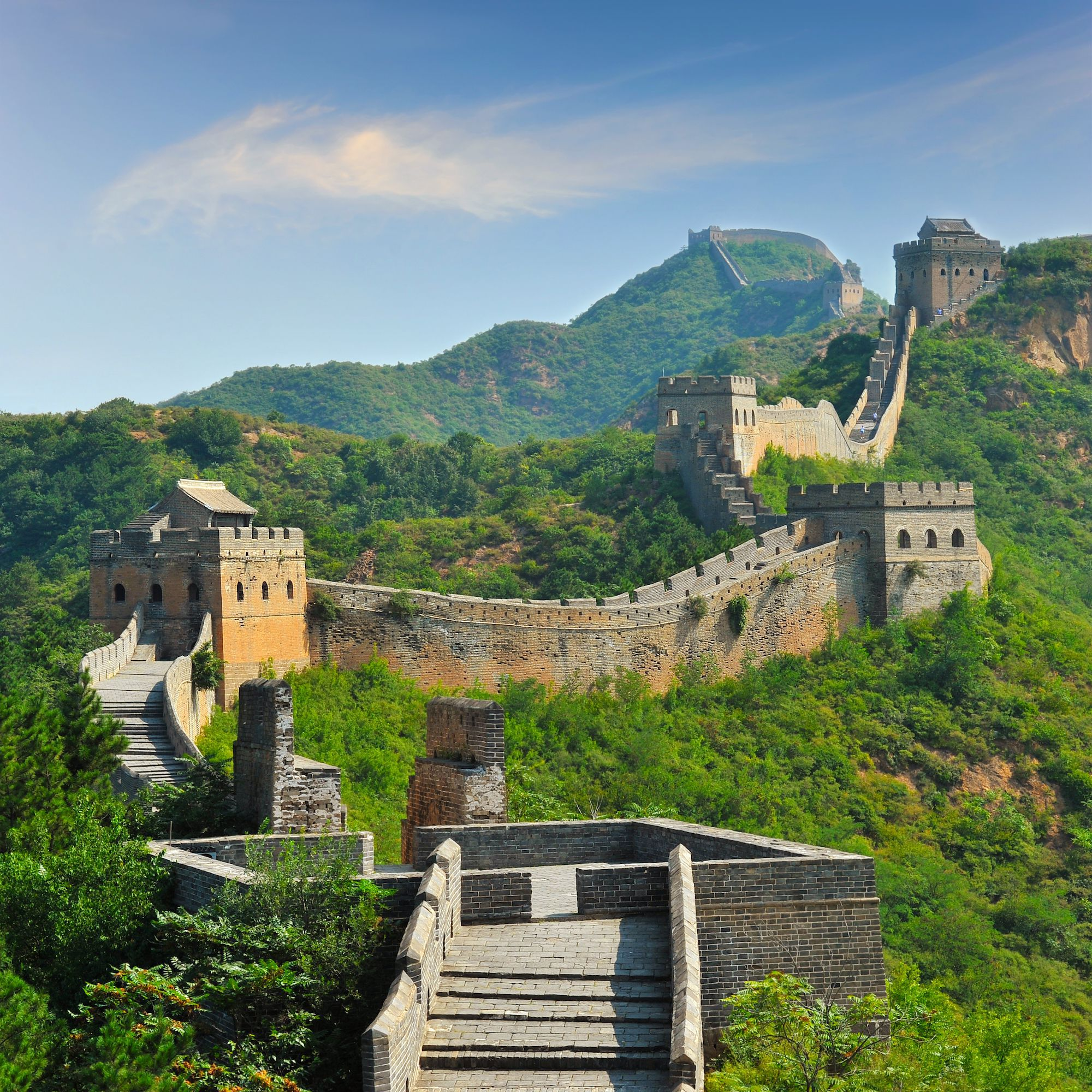 The Great Wall of China | National Geographic Society