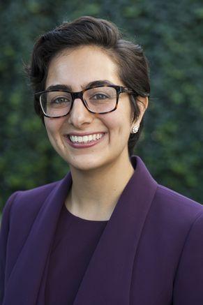 Meet Lilly Sedaghat