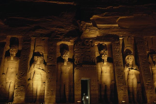 Temple of Nefertiti