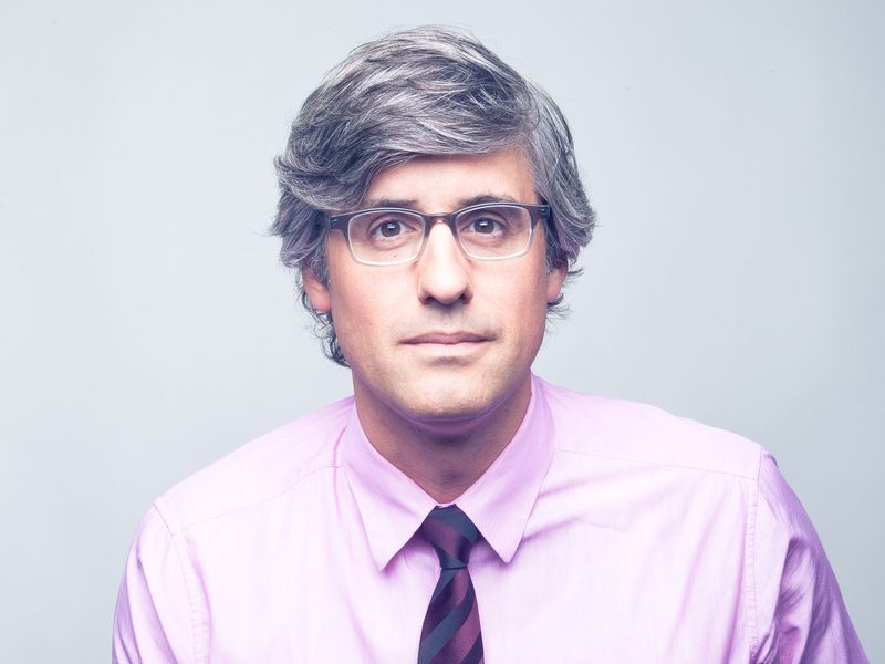 Picture of Mo Rocca