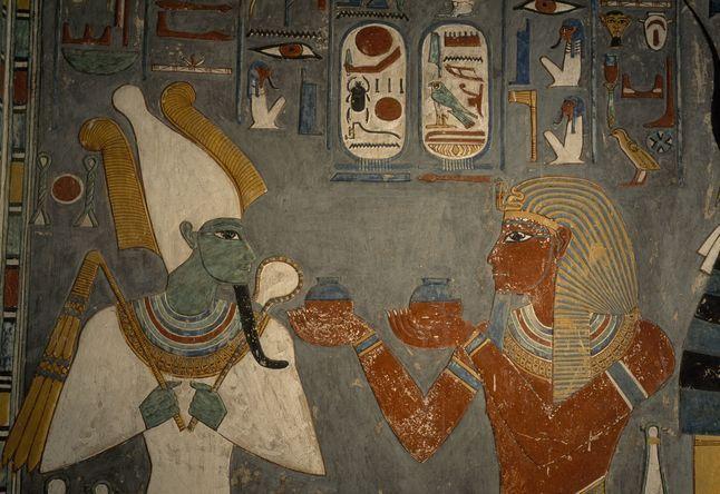 Ancient Egypt Tomb Art 515529