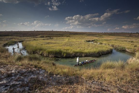 National Geographic Society and Angolan Government Commit to Safeguarding the Okavango River Basin Headwaters