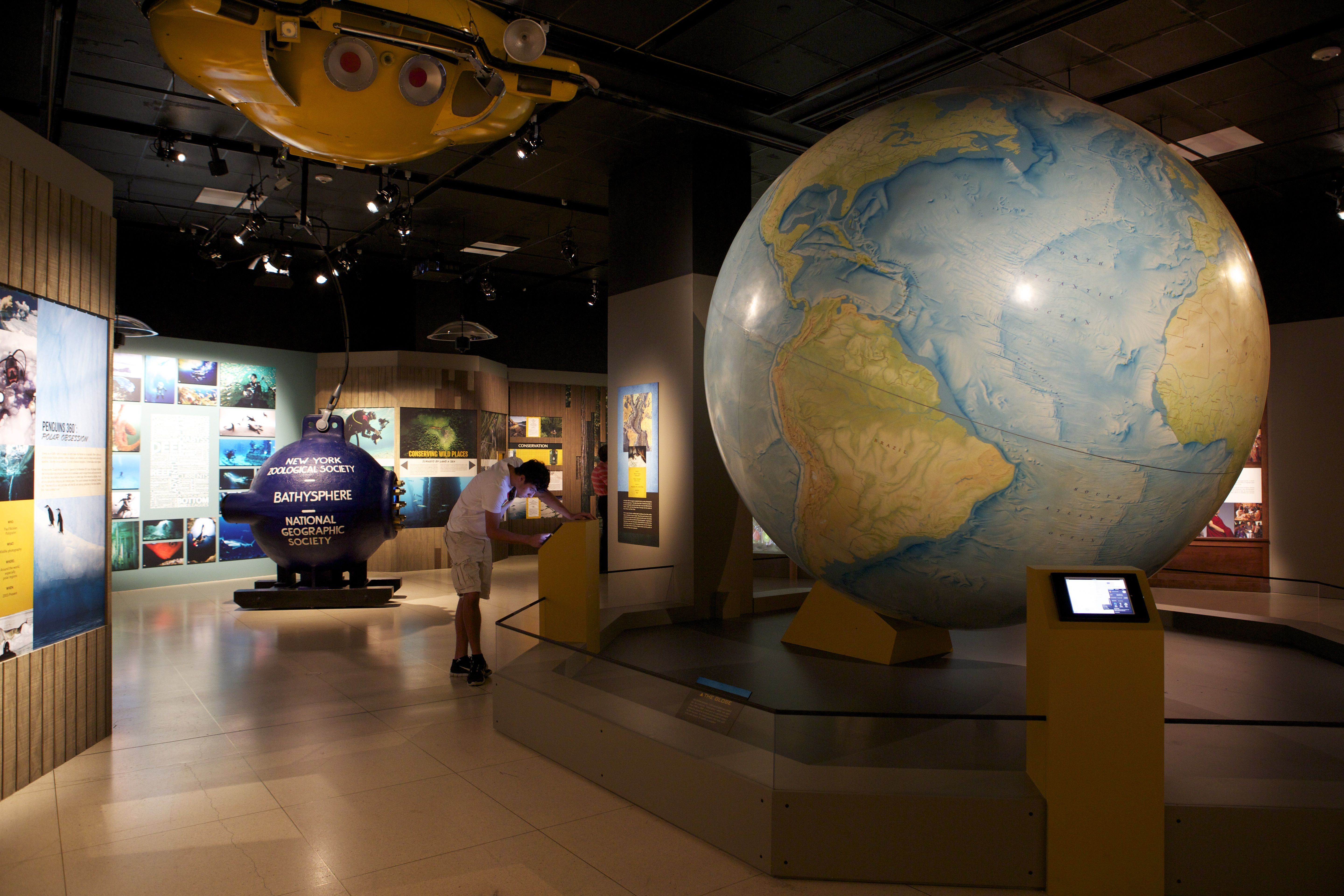 National geographic museum washington dc