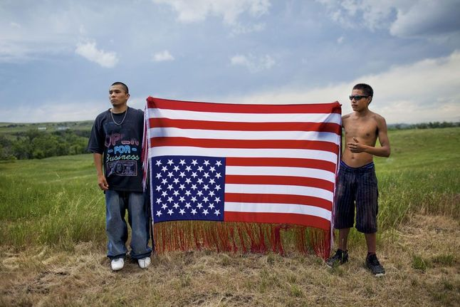 Wounded Knee Protest