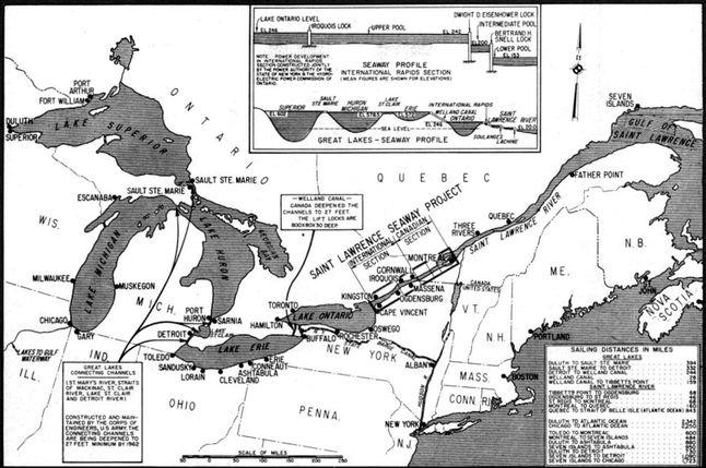 St. Lawrence Seaway