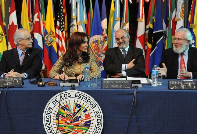 Argentina at the OAS