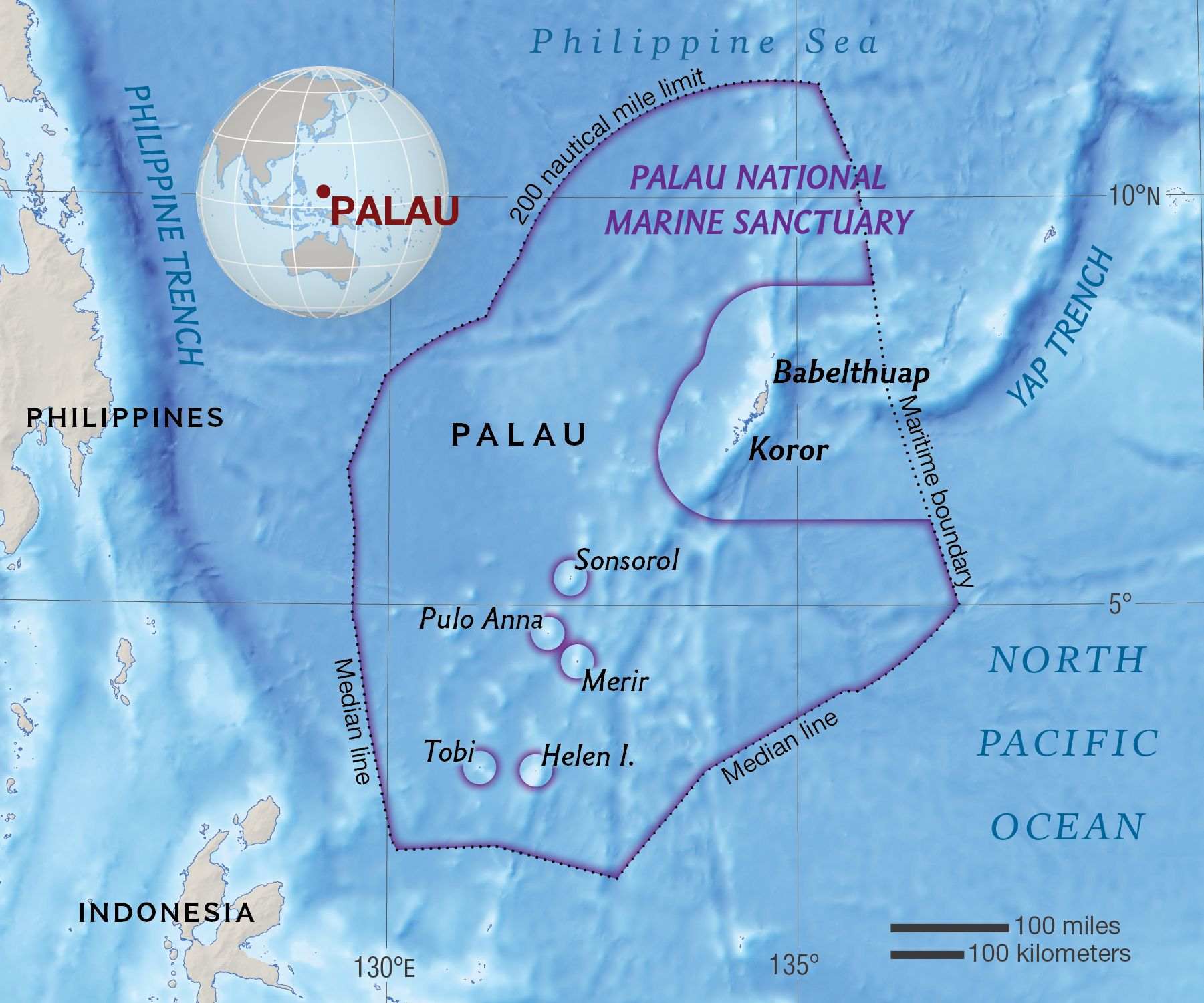 Palau National Geographic Society