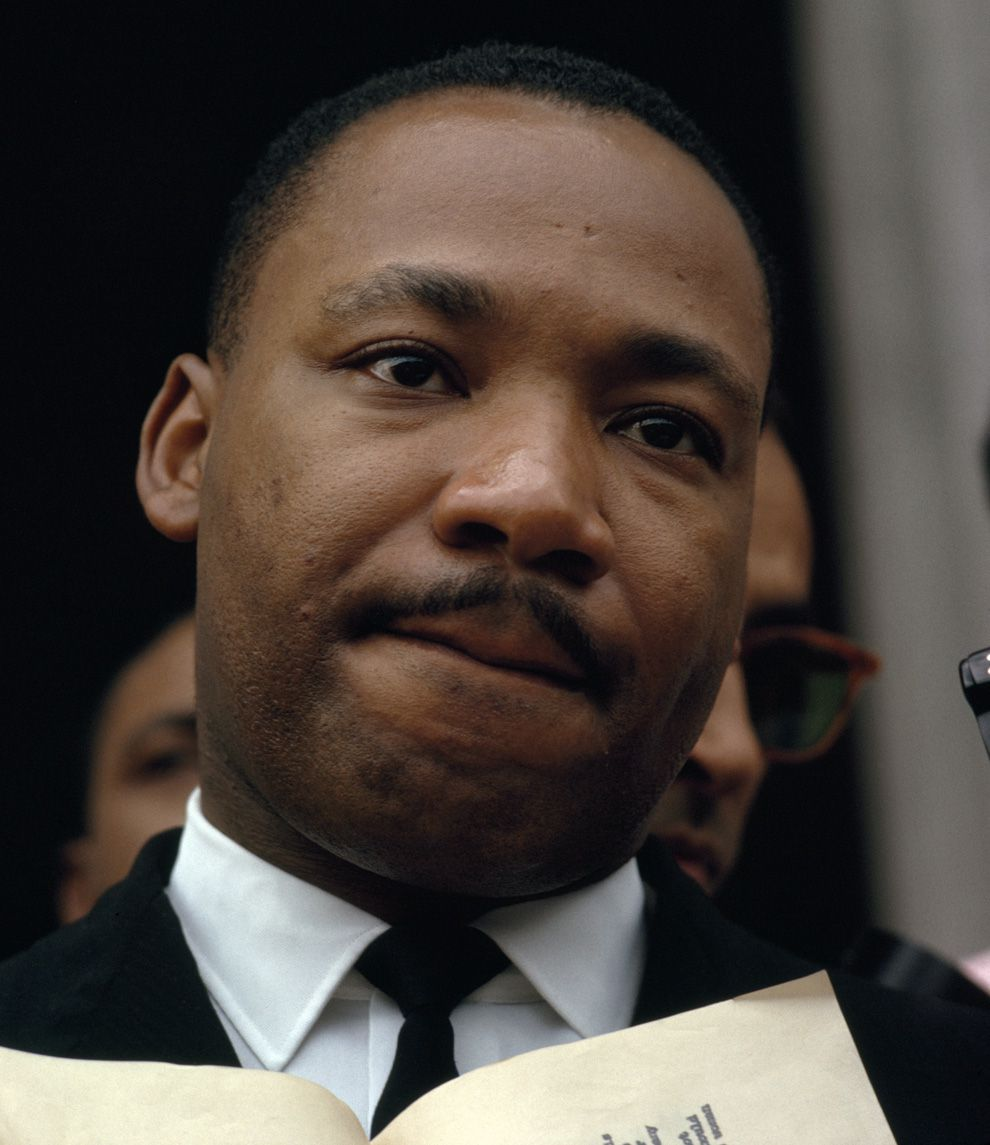Happy Birthday, Martin Luther King, Jr.