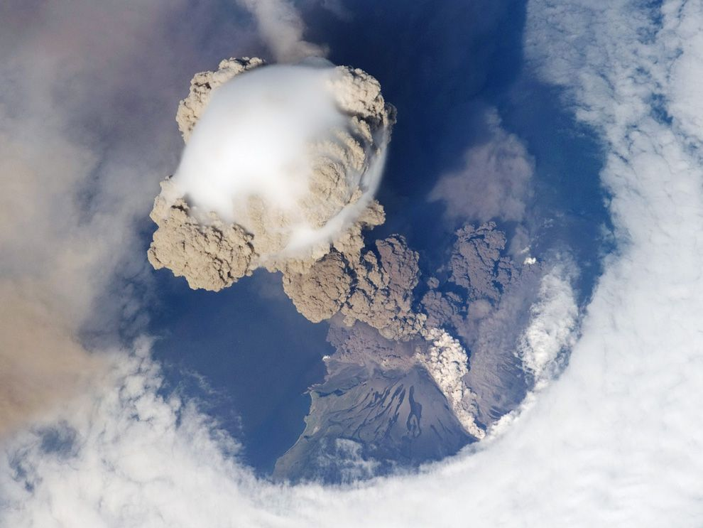 earth on fire how volcanoes shape our planet