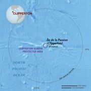 Map of Clipperton