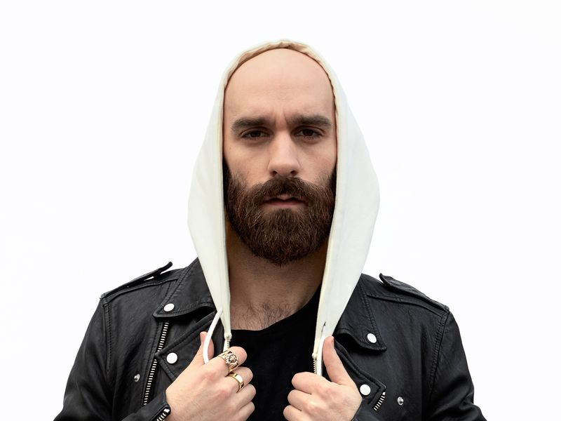 Picture of Sam Harris, X Ambassadors
