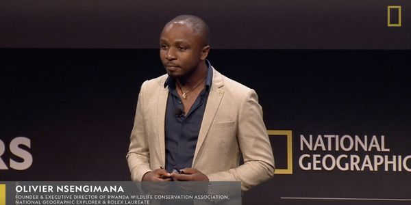 Image of Olivier Nsengimana Explorers Festival 2019