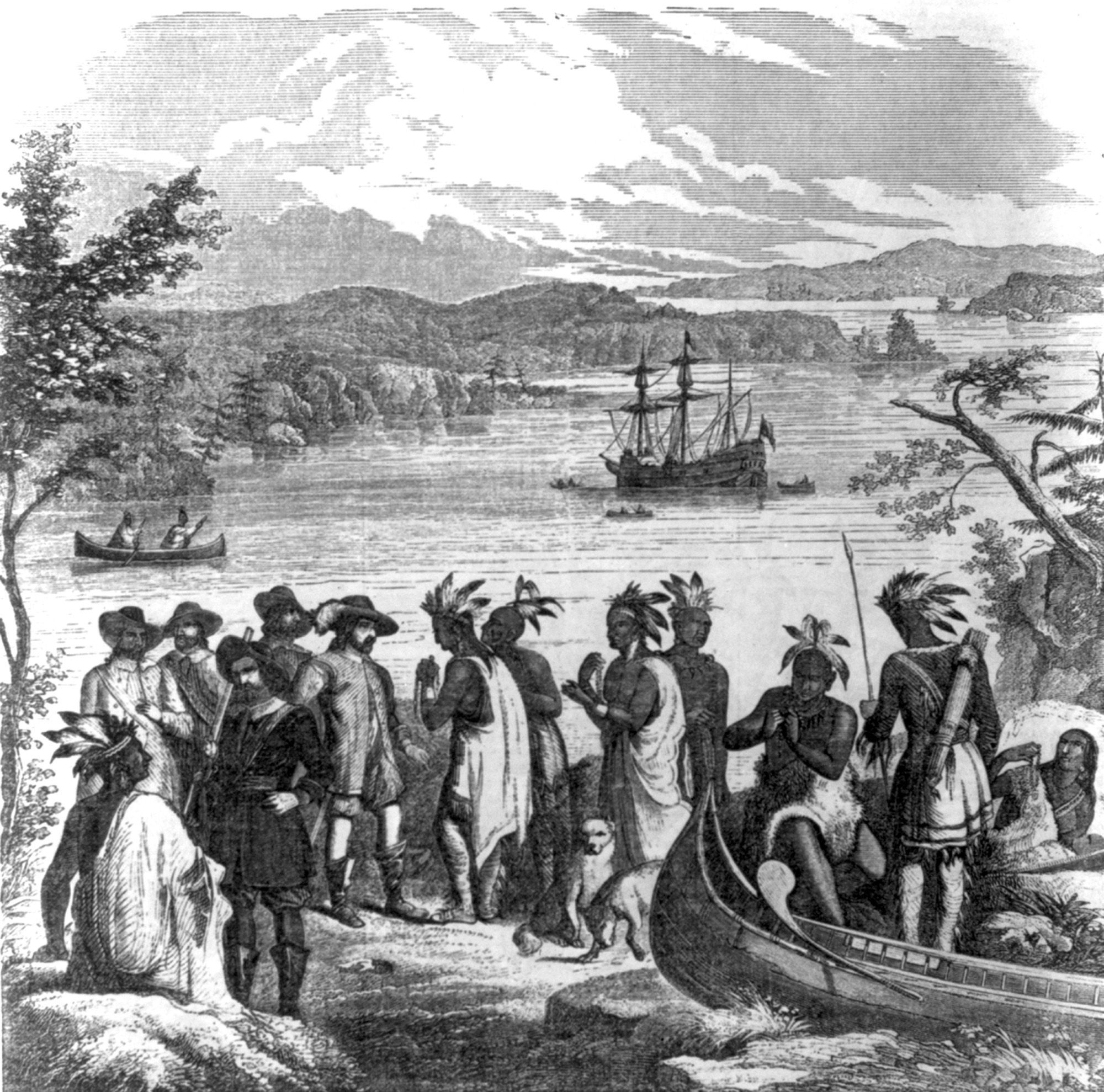 The New England Colonies and the Native Americans