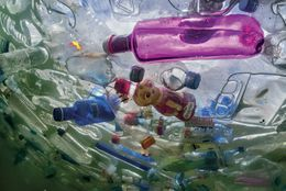 Plastics: Source To Sea