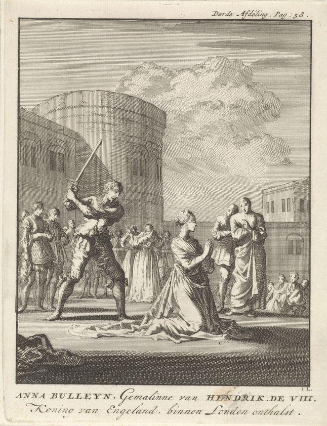 Beheading of Anne Boleyn