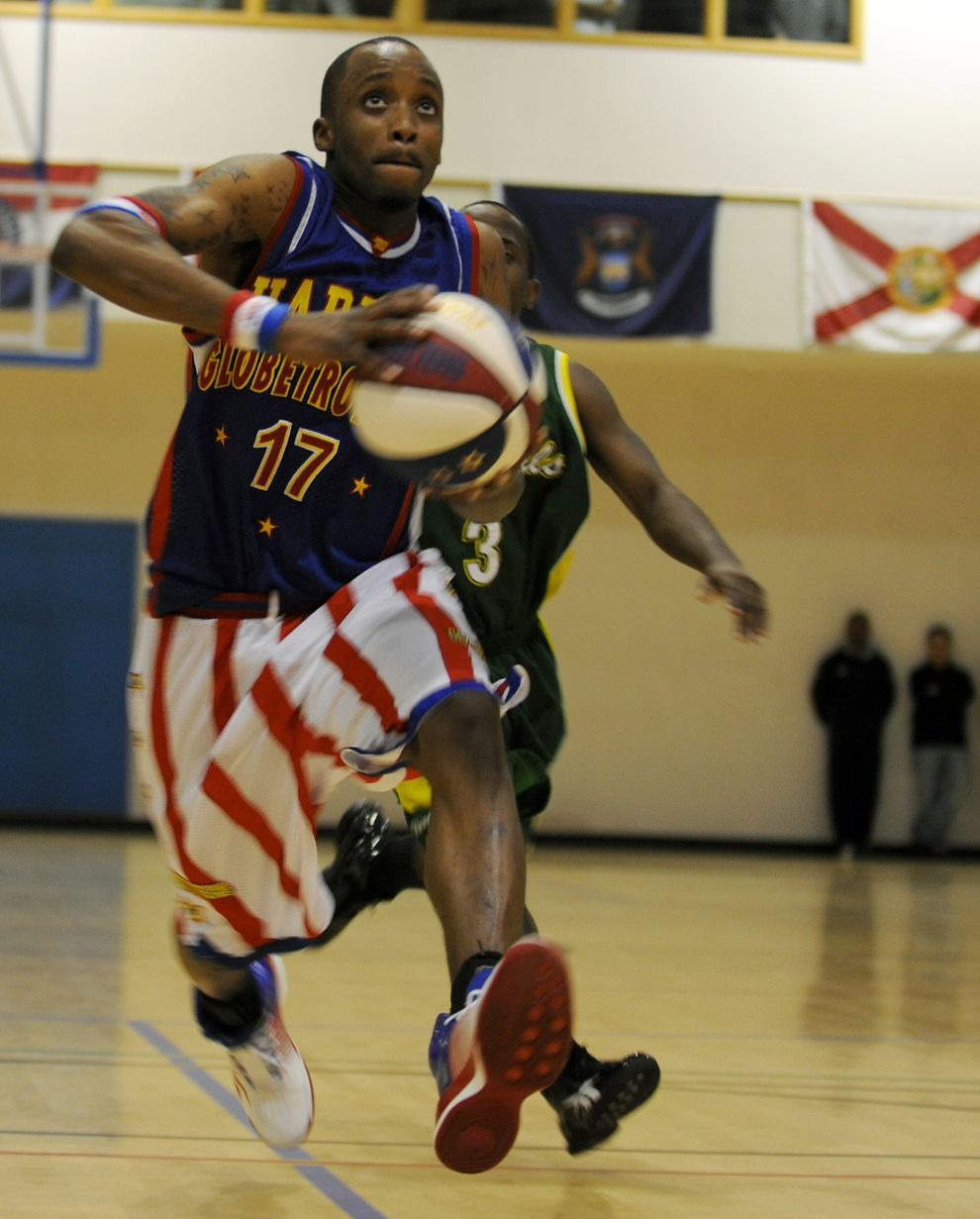 Harlem Globetrotters Play Their First Game