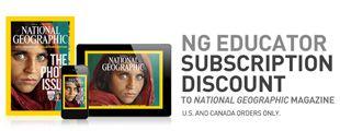 Educator Discount (Magazine)