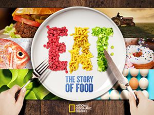 Eat the Story of Food