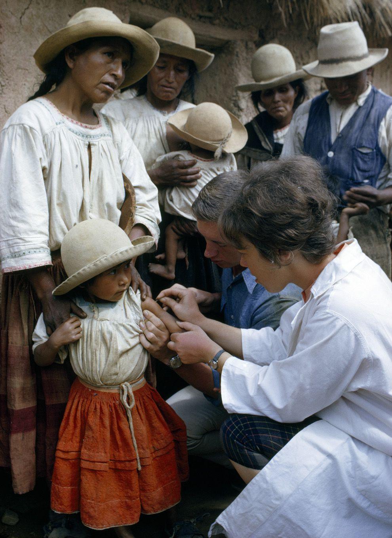 Smallpox Eradicated