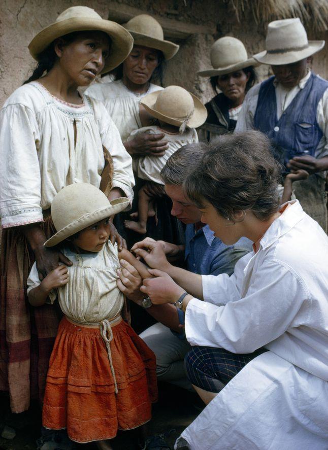 Smallpox Eradicated | National Geographic Society