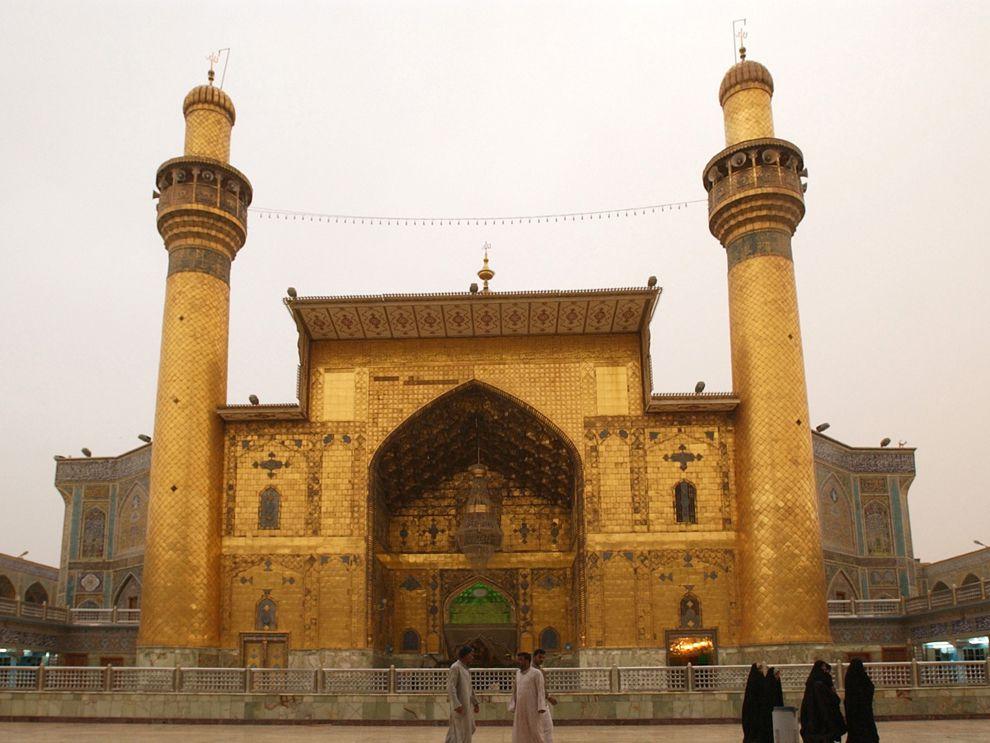 Caliph Ali Assassinated