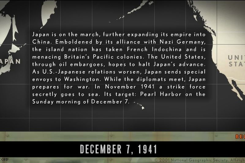 remembering pearl harbor national geographic society