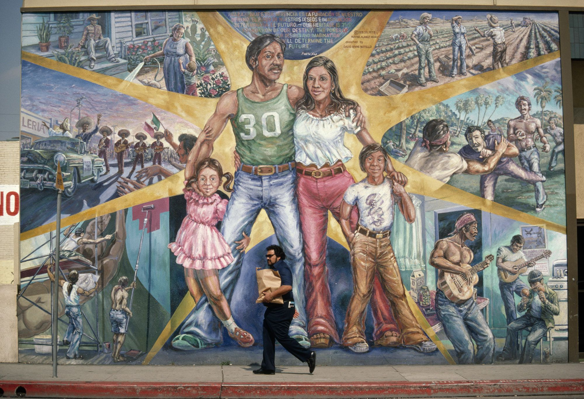 mexican influence on chicano muralist The art of the mural by professor judith baca  the mexican muralist/painter siqueiros was the last of los tres grandes (the three great muralists), who after the 1910 revolution in mexico.
