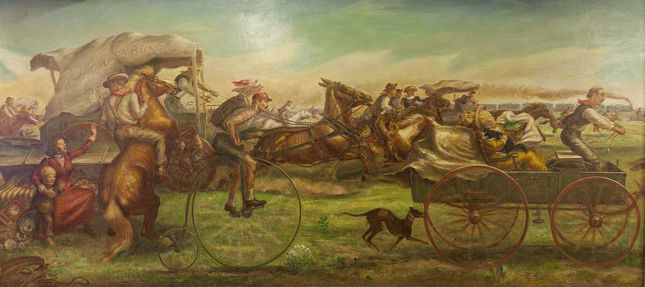 Oklahoma Land Rush | National Geographic Society