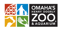 Logo of Omaha's Henry Doorly Zoo & Aquarium