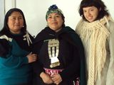 Photo: Mapuche cultural event