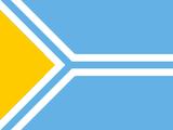 Image: Tuva flag