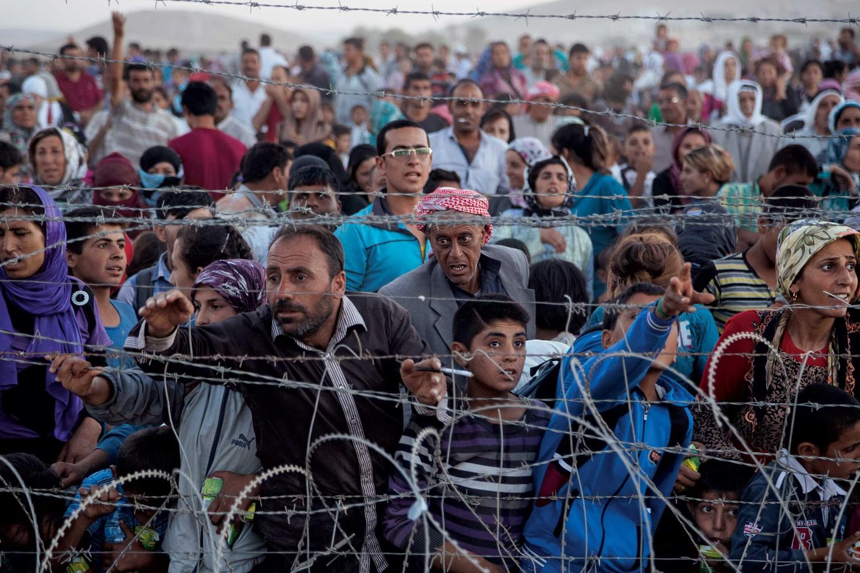 Refugiados Turquia