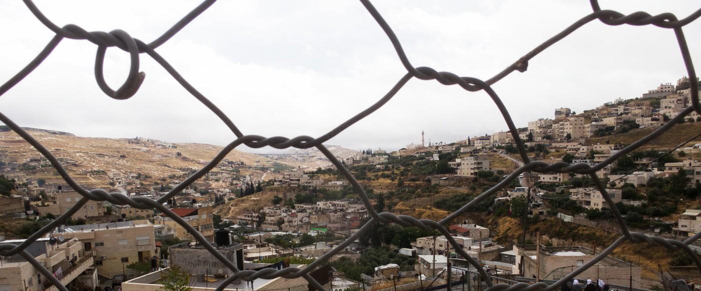 Walking Jerusalem Out Of Eden Walk