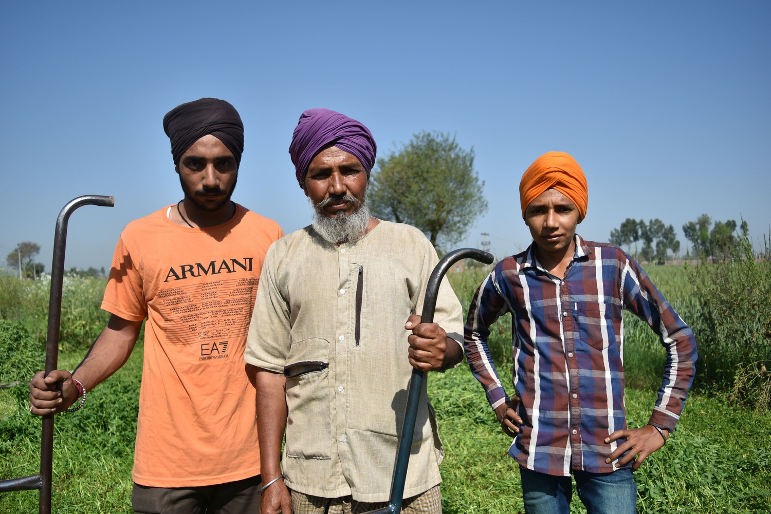 In the Punjab, Villagers—and the Wetland That Was Meant to