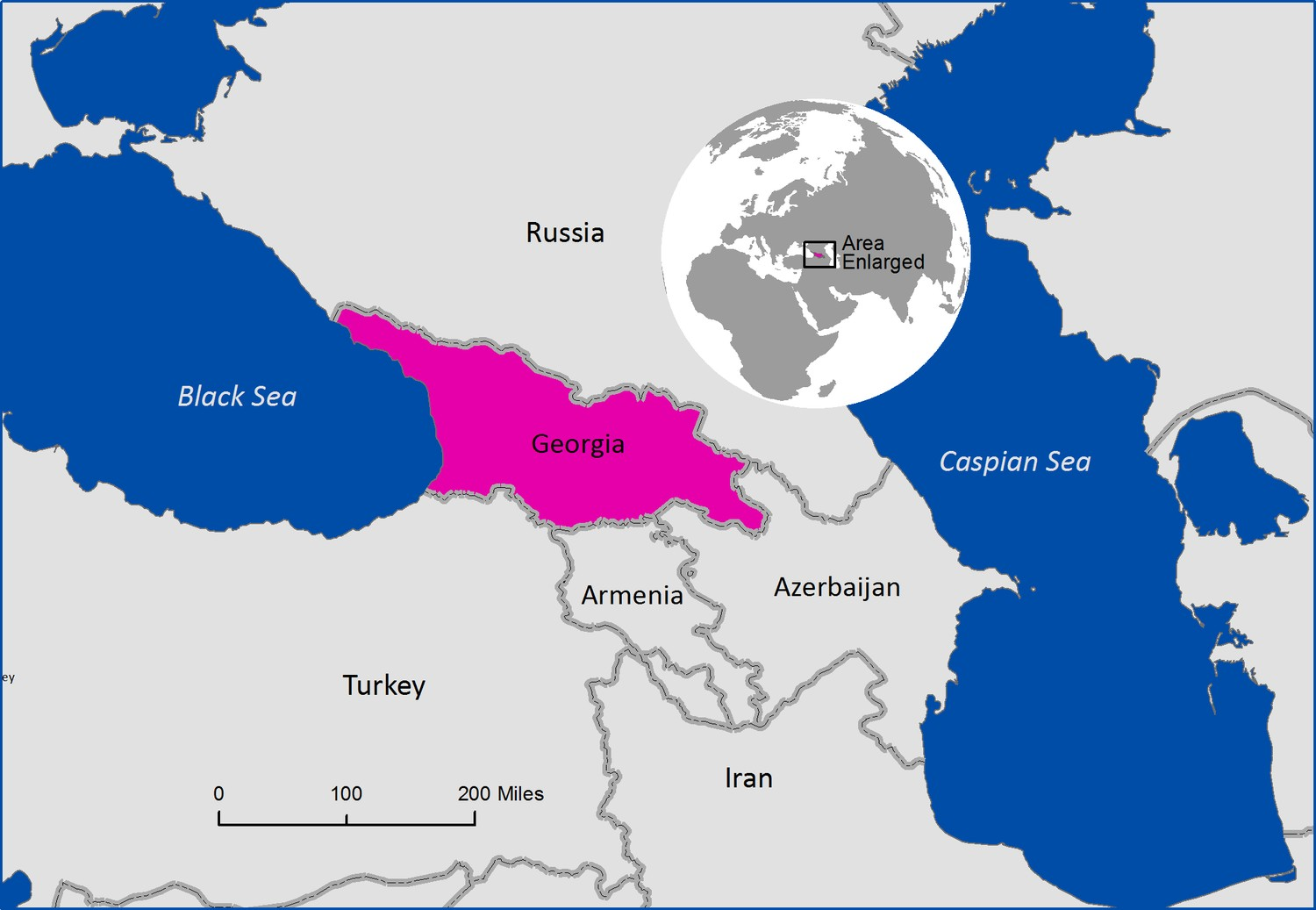 Georgia Map Of World.The Tbilisi Summit An Out Of Eden Walk Caucus In The Caucasus Out