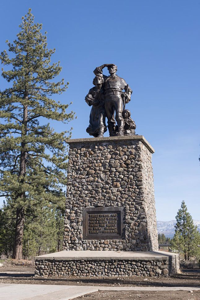 the history of the donner party Nearly a century and a half after it happened, the story of the donner party remains one of the most riveting tragedies in us history partly that's because of.